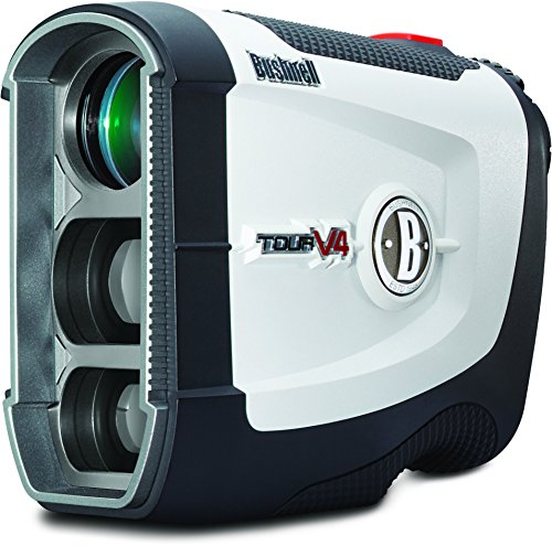 Bushnell Tour V4 Jolt Golf Laser Rangefinder, Standard Version