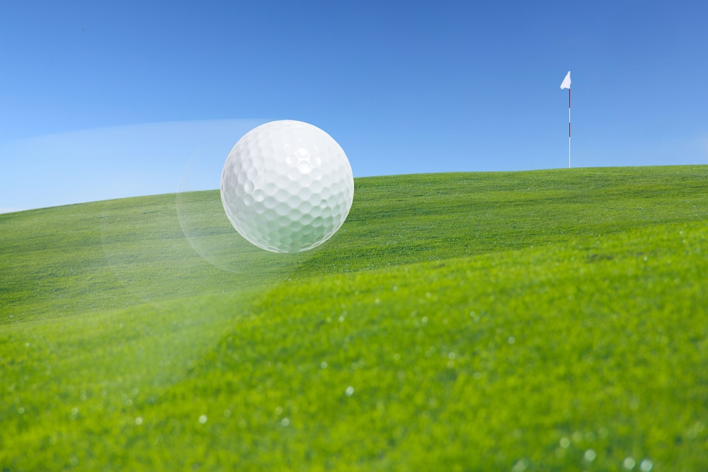 Golf Ball Flight Laws