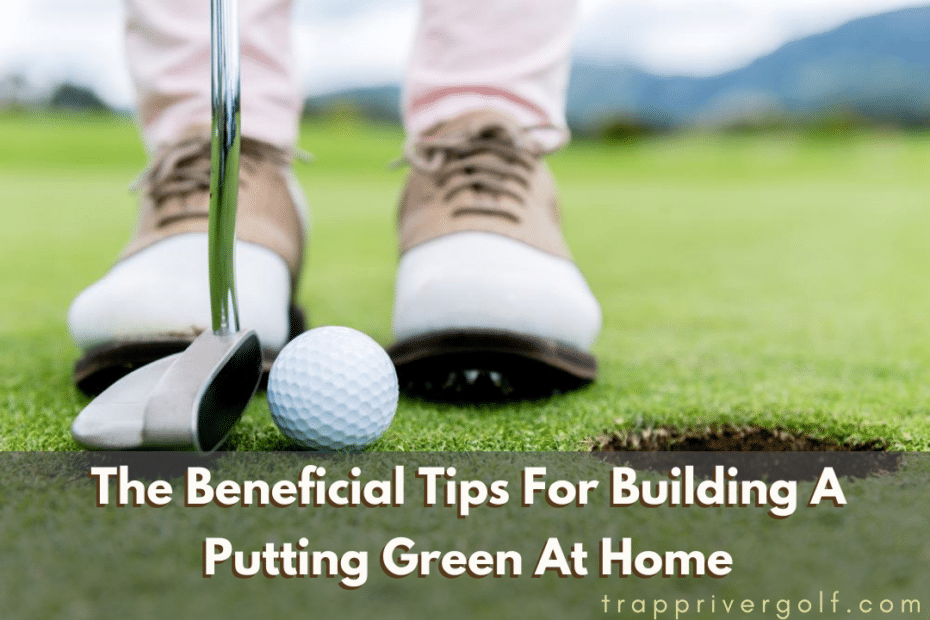 Build A Putting Green