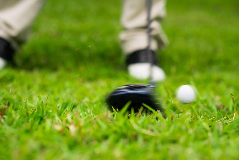 Spin A Golf Ball