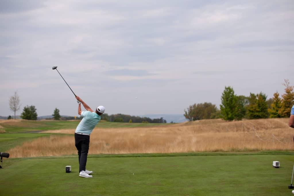 Longest Drive-In Golf