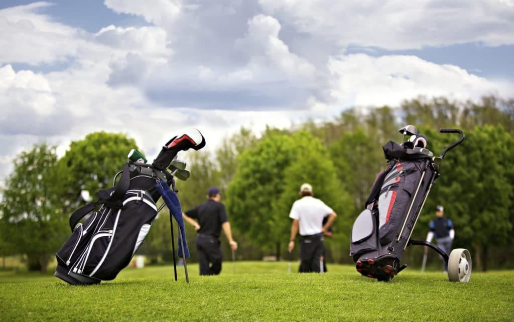 How To Organize A Golf Bag