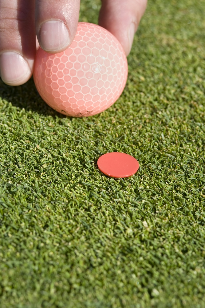Funny Golf Ball Marker