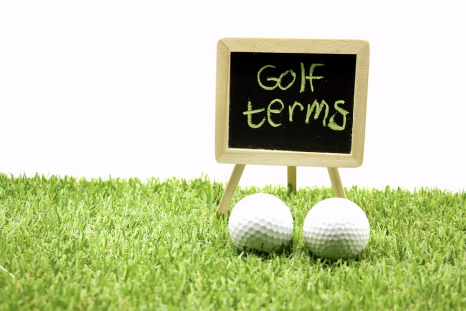 Common Golf Terms