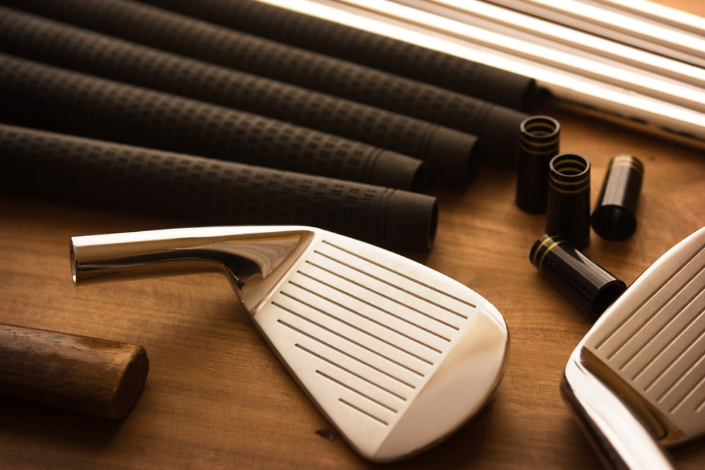 Leather Golf Grips